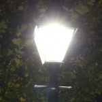 Carriage Light Night
