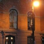 street light trespass