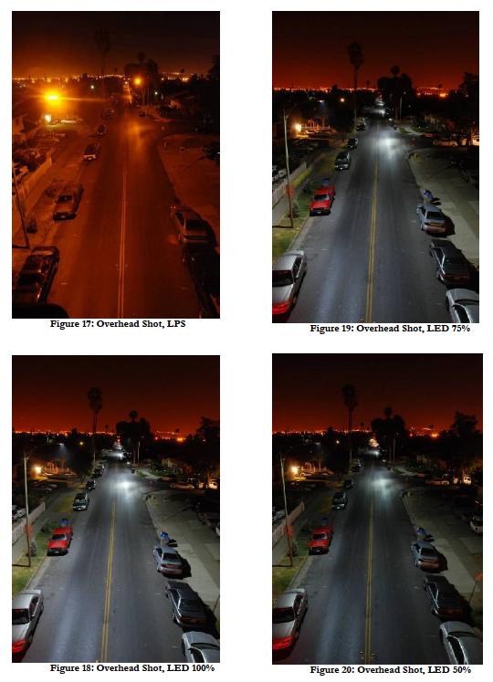 san jose ca led streetlight retrofit project smart outdoor